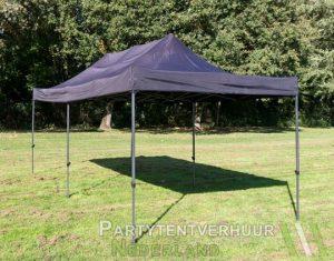 Easy up tent 3x6 meter schuin voorkant huren - Partytentverhuur Gorinchem