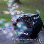 Bellenblaasmachine met bellen huren - Partytentverhuur Gorinchem