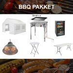 Huur het barbecue-pakket in Gorinchem en omgeving.