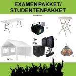 Huur het examenfeestpakket in Gorinchem.
