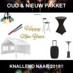 Huur het oud en nieuw feestpakket in Gorinchem