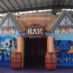 Opblaasbare-zanzi-bar-huren Gorinchem