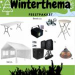 Winterthema pakket huren Gorinchem